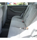 toyota corolla 2005 silver sedan ce gasoline 4 cylinders front wheel drive automatic 76543
