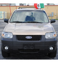 ford escape 2007 off white suv xlt 6 cylinders automatic 77023