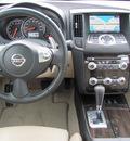 nissan maxima 2013 metallic slate sedan gasoline 6 cylinders front wheel drive automatic 33884
