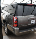 gmc yukon xl 2012 graystone suv denali flex fuel 8 cylinders all whee drive 6 speed automatic 76087