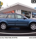 subaru outback 2006 atlantic blue wagon 2 5i limited gasoline 4 cylinders all whee drive 4 speed automatic 07701