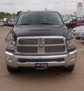dodge ram 2500 2010 black laramie diesel 6 cylinders 4 wheel drive automatic 76049