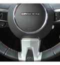 chevrolet camaro 2010 dk  gray coupe 2ss gasoline 8 cylinders rear wheel drive 6 speed manual 78233