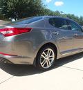 kia optima 2013 titanium silver sedan sx turbo 4 cylinders automatic 75150