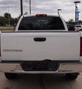 dodge ram 1500 2002 white pickup truck st gasoline 6 cylinders rear wheel drive 5 speed manual 77706