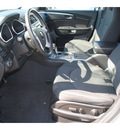 chevrolet traverse 2009 silver suv lt gasoline 6 cylinders front wheel drive automatic 78501