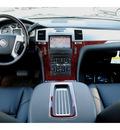 cadillac escalade 2012 silver suv base flex fuel 8 cylinders rear wheel drive automatic 77002