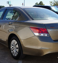 honda accord 2010 sedan lx gasoline 4 cylinders front wheel drive not specified 75080