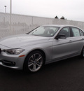 bmw 3 series 2013 silver sedan activehybrid 3 hybrid 6 cylinders rear wheel drive automatic 99352