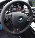 bmw 6 series 2013 black sedan 650xi gran coupe gasoline 8 cylinders all whee drive automatic 99352