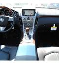 cadillac cts 2013 black sedan 3 0l luxury gasoline 6 cylinders rear wheel drive automatic 77002