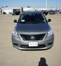 nissan versa 2013 sedan 1 6 s plus gasoline 4 cylinders front wheel drive cont  variable trans  75150