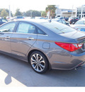 hyundai sonata 2013 dk  gray sedan se 2 0t gasoline 4 cylinders front wheel drive automatic 77074
