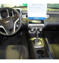 chevrolet camaro 2012 black coupe ls gasoline 6 cylinders rear wheel drive automatic 33177