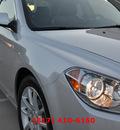 chevrolet malibu 2012 silver sedan ltz gasoline 6 cylinders front wheel drive automatic 76051