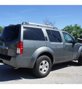 nissan pathfinder 2009 gray suv le gasoline 6 cylinders 2 wheel drive automatic with overdrive 78520