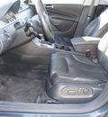 volkswagen passat 2009 gray sedan komfort gasoline 4 cylinders front wheel drive tiptronic s 75080