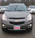 chevrolet equinox 2012 brown ltz flex fuel 6 cylinders all whee drive automatic 55318