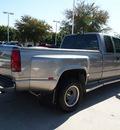 chevrolet c k 3500 series 2000 lt  gray pickup truck c3500 ls gasoline v8 rear wheel drive automatic 76011
