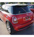 mini cooper 2010 red hatchback s gasoline 4 cylinders front wheel drive automatic 78729