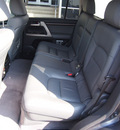 toyota land cruiser 2011 gray suv gasoline 8 cylinders 4 wheel drive automatic with overdrive 77802