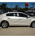 buick lacrosse 2011 white sedan cxl 6 cylinders automatic with overdrive 77706