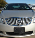 buick lacrosse 2011 gold sedan cxl gasoline 6 cylinders front wheel drive automatic 76018