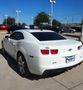 chevrolet camaro 2010 coupe lt gasoline 6 cylinders rear wheel drive 6 speed automatic 75070