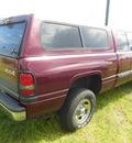 dodge ram 1500 2000 maroon 4dr quad 139wb 4w gasoline v8 4 wheel drive automatic 34788