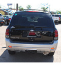 chevrolet trailblazer 2008 black suv lt gasoline 6 cylinders 2 wheel drive automatic 78539