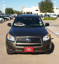 toyota rav4 2011 dk  green suv base gasoline 4 cylinders front wheel drive automatic 76053