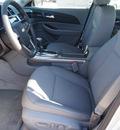 chevrolet malibu 2013 silver sedan lt gasoline 4 cylinders front wheel drive automatic 78114