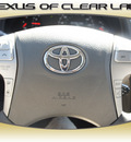 toyota camry 2008 silver sedan xle v6 gasoline 6 cylinders front wheel drive not specified 77546