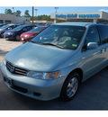 honda odyssey 2003 lt  blue van ex 6 cylinders sohc automatic 77339