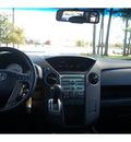 honda pilot 2011 blue suv ex l 6 cylinders automatic 77339