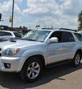 toyota 4runner 2009 gray suv sport edition gasoline 6 cylinders 4 wheel drive 5 speed automatic 78550