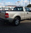 ford f 150 2007 gold pickup truck xl 6 cylinders automatic 78861