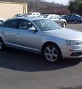 audi a6 2008 gray sedan 3 2 quattro gasoline 6 cylinders all whee drive automatic 06019