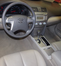 toyota camry 2010 white sedan le gasoline 4 cylinders front wheel drive automatic 76116