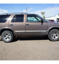 chevrolet blazer 1999 brown suv ls gasoline 6 cylinders rear wheel drive automatic 78586