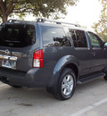 nissan pathfinder 2012 dk  gray suv sv gasoline 6 cylinders 2 wheel drive automatic with overdrive 77074