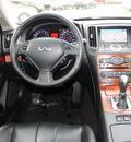 infiniti g35 2007 gray sedan x gasoline 6 cylinders all whee drive 5 speed shiftable automatic 27616