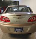 chrysler sebring 2008 lt  brown sedan touring flex fuel 6 cylinders front wheel drive automatic 75219