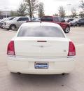 chrysler 300 2008 white sedan c hemi gasoline 8 cylinders rear wheel drive automatic 76137