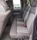 ford f 150 2005 blue xlt 8 cylinders automatic 77575