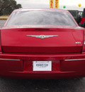 chrysler 300 2009 red sedan lx 6 cylinders automatic 78016