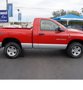 dodge ram 1500 2006 red pickup truck slt trx4 off road 8 cylinders automatic 78028
