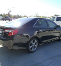 toyota camry 2012 black sedan se sport limited edition gasoline 4 cylinders front wheel drive automatic 75569