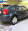 dodge caliber 2007 blue hatchback sxt 4 cylinders automatic 44883