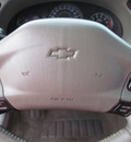 chevrolet impala 2001 silver sedan ls gasoline 6 cylinders front wheel drive automatic 45840